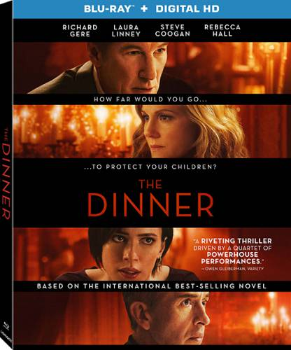 Ужин / The Dinner (2017/BDRip/720p/1080p/HDRip)