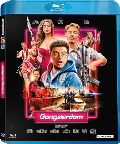 Гангстердам / Gangsterdam (2017/BDRip/720p/1080p/HDRip)