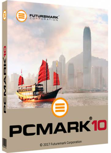 Futuremark PCMark 10 Professional Edition 1.0.1403