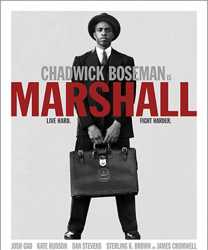 Маршалл / Marshall (2017/BDRip/720p/1080p/HDRip)