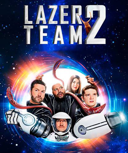 Лазерная команда 2 / Lazer Team 2 (2018/WEB-DL/720p/WEB-DLRip)