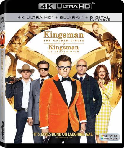 Kingsman: Золотое кольцо / Kingsman: The Golden Circle (2017/BDRip/720p/1080p/HDRip)