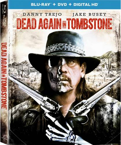 Мертвец из Тумстоуна 2 / Dead Again in Tombstone (2017/BDRip/720p/HDRip)