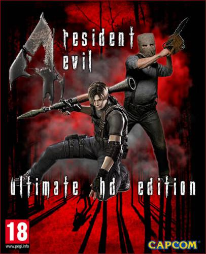 Resident Evil 4 Ultimate HD Edition (2014/RUS/ENG/RePack by qoob)