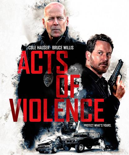 Акты насилия / Acts of Violence (2018/WEB-DL/720p/1080p/WEB-DLRip)