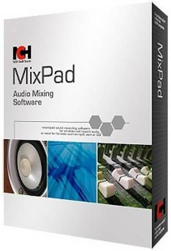 NCH MixPad Masters Edition 5.00 Ml/Rus/2018 Portable