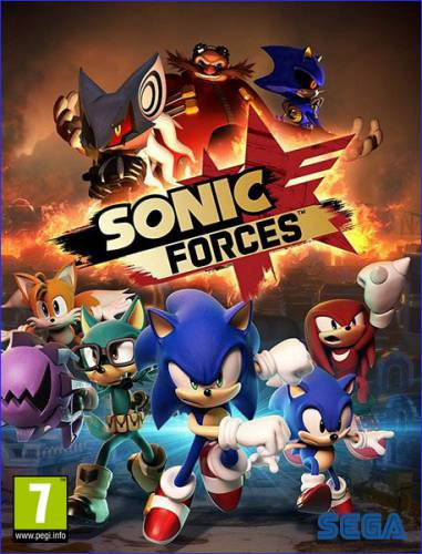 Sonic Forces (2017/RUS/ENG/Multi/RePack by xatab)
