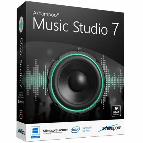 Ashampoo Music Studio 7.0.2.4 + Portable