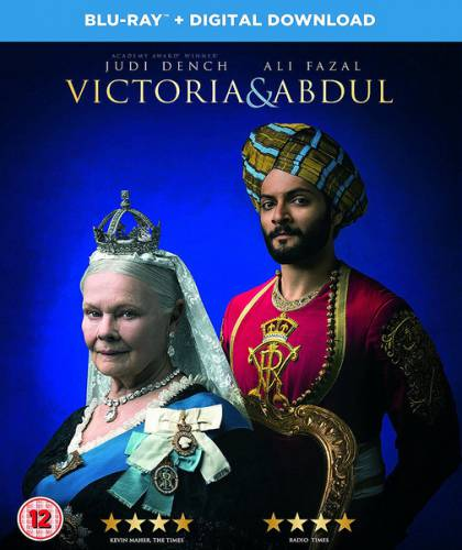 Виктория и Абдул / Victoria and Abdul (2017/BDRip/720p/1080p/HDRip)