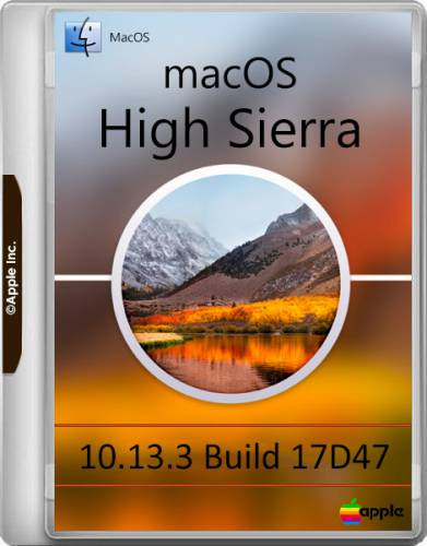 macOS High Sierra 10.13.3 Build 17D47
