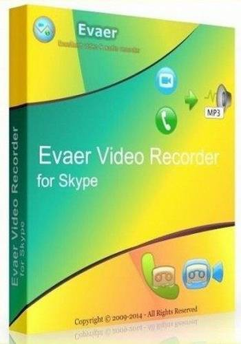 Evaer Video Recorder for Skype 1.8.2.1