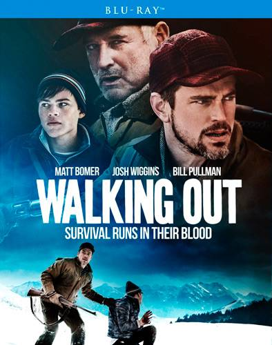 Выходя / Walking Out (2017/BDRip/720p/HDRip)