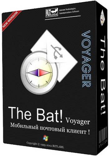 The Bat! Voyager 8.2.4.3 Final RePack by Diakov