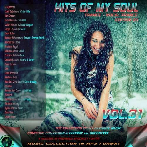 Trance Hits of My Soul 31 (2018)
