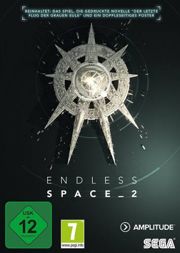 Endless Space® 2 Digital Deluxe Edition (2017/RUS/ENG/RePack by xatab)