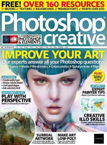 Photoshop Creative - Issue 163, 2018