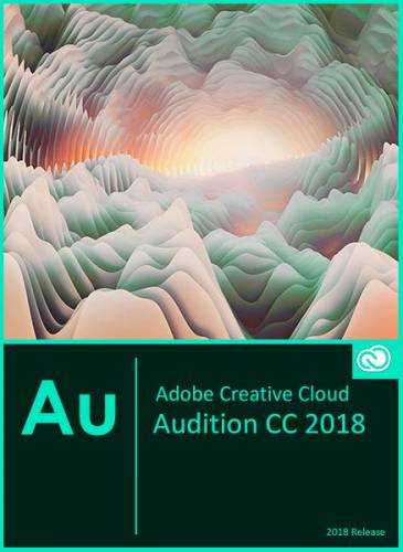 Adobe Audition CC 2018 11.0.2.2 RePack + Portable