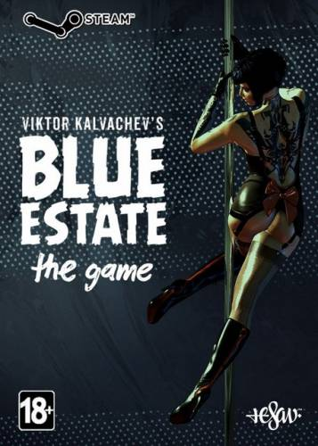 Blue Estate The Game *build 637056* (2015/RUS/ENG/MULTi5/RePack)