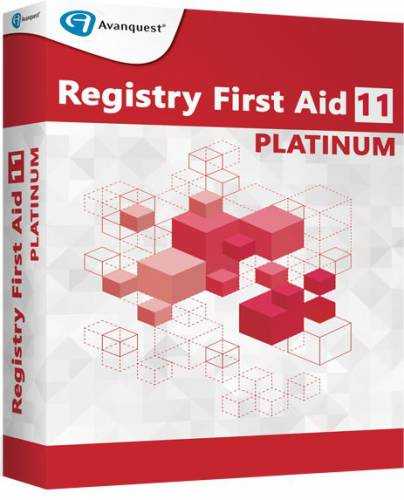 Registry First Aid Platinum 11.3.0 Build 2576