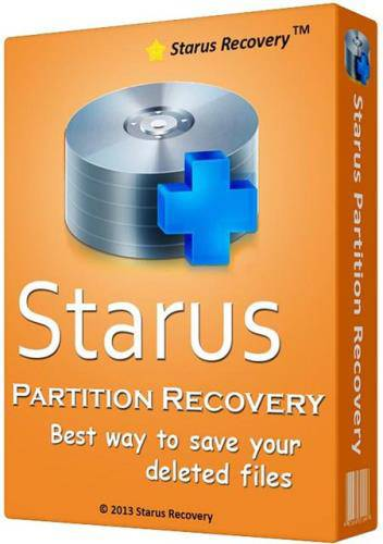 Starus Partition Recovery 2.8 Rus/ML