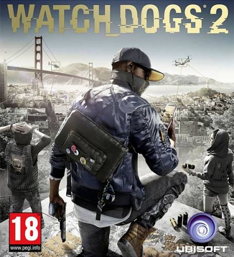 Watch Dogs 2 - Digital Deluxe Edition (2016/RUS/ENG/RePack by xatab)