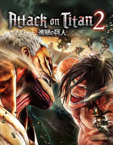 Attack on Titan 2 (2018/ENG/MULTi8/RePack by xatab)