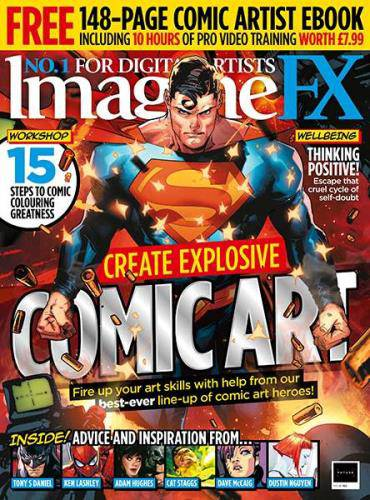 ImagineFX - May 2018