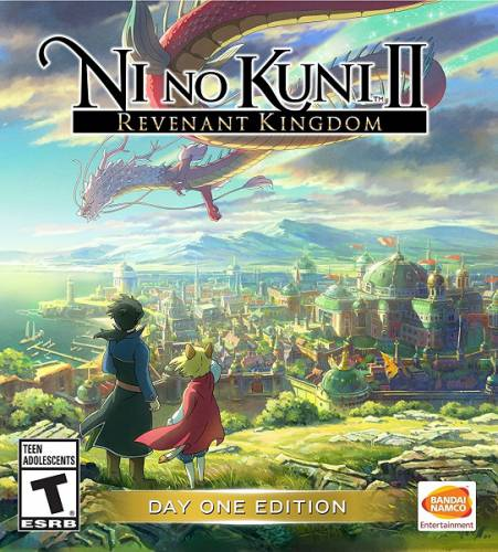 Ni no Kuni™ II: Revenant Kingdom (2018/RUS/ENG/MULTi/RePack by xatab)