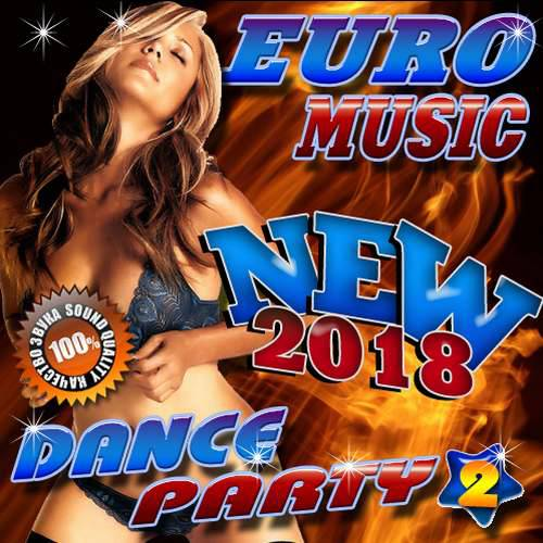 Euro music Dance party №2 (2018)