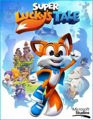 Super Luckys Tale (2017/RUS/ENG/MULTI/License)