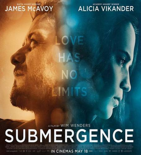 Погружение / Submergence (2017/WEB-DL/720p/1080p/WEB-DLRip)