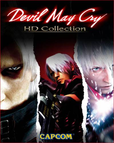 Devil May Cry HD Collection (2018/ENG/MULTI/License)