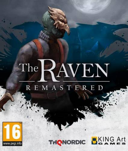 The Raven Remastered (2018/RUS/ENG/MULTI/License)