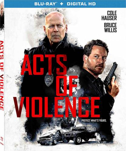 Акты насилия / Acts of Violence (2018/BDRip/720p/1080p/HDRip)