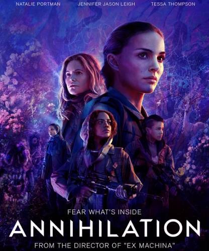 Аннигиляция / Annihilation (2018/WEB-DL/720p/1080p/WEB-DLRip)