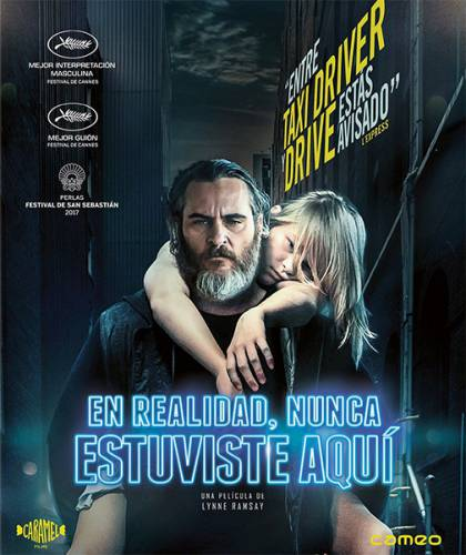 Тебя никогда здесь не было / You Were Never Really Here (2017/TS)