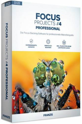 Franzis FOCUS projects professional 4.42.02821 + Rus