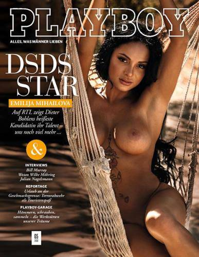 Playboy Germany - Mai 2018