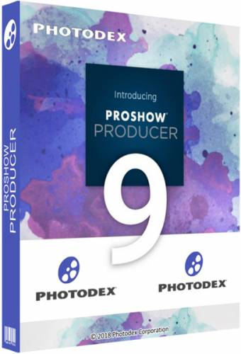 Photodex ProShow Producer 9.0.3797 RePack & Portable + Effects Pack 7.0