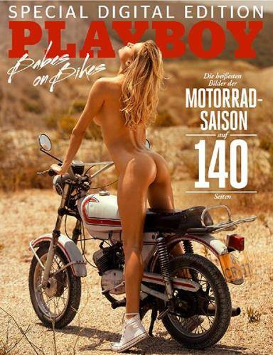 Playboy Germany Special Edition - Babes on Bikes (2018)