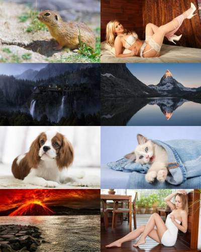 Wallpapers Mix №674