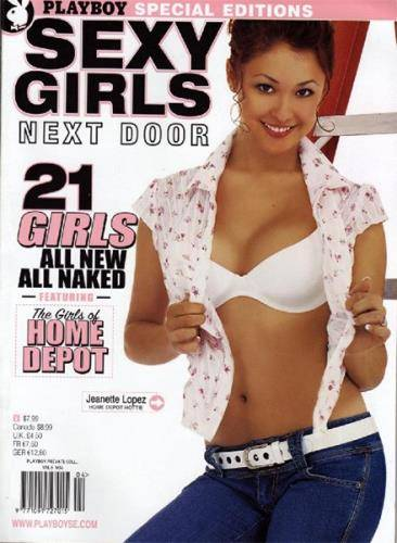 Playboy's Sexy Girls Next Door - October 2004