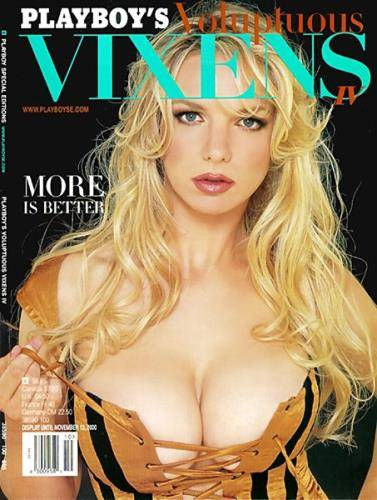 Playboy's Voluptuous Vixens - November-December 2000