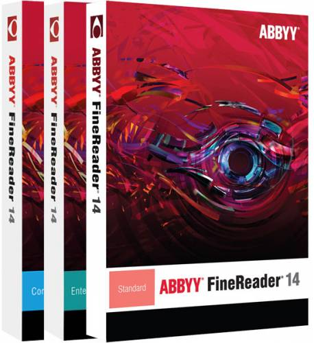 ABBYY FineReader 14.0.105.234 Standard / Corporate / Enterprise