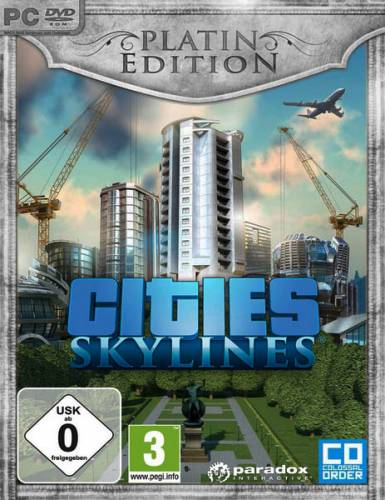Cities: Skylines - Deluxe Edition (2018/RUS/ENG/Multi/RePack by xatab)