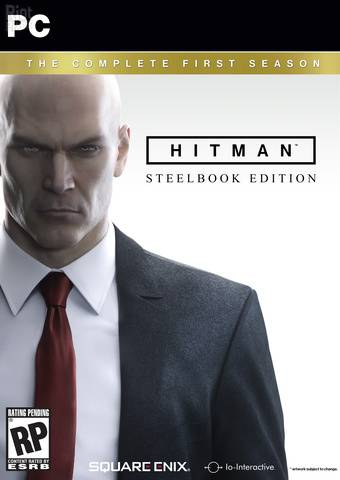 Hitman: The Complete First Season - GOTY Edition (2016/RUS/ENG/Repack by xatab)