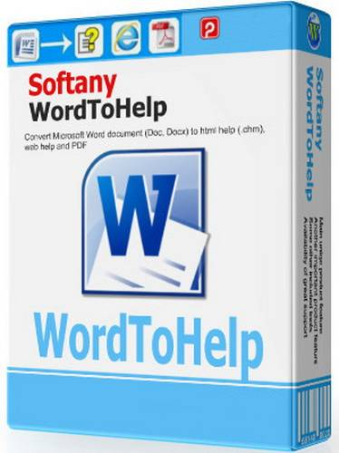 Softany WordToHelp 3.197 + Rus