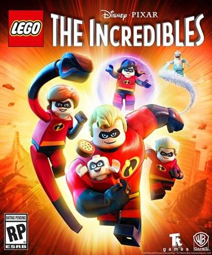 LEGO Суперсемейка / LEGO The Incredibles (2018/RUS/ENG/MULTi13/RePack от FitGirl)
