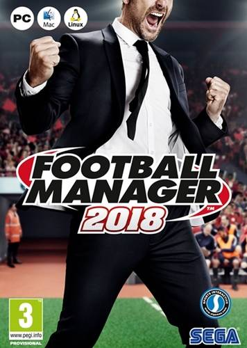 Football Manager 2018 (2017/RUS/ENG/MULTi17/RePack от FitGirl)