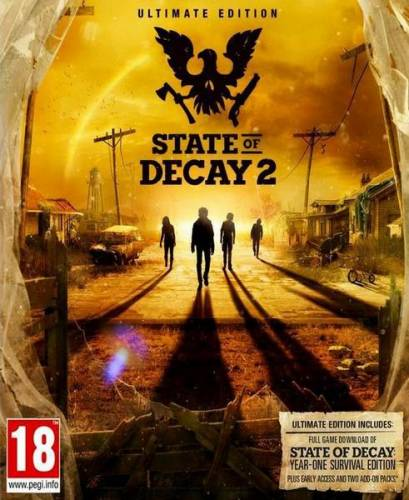 State of Decay 2: Ultimate Edition (2018/RUS/ENG/MULTi)